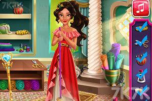 《魔法裁缝》游戏画面3