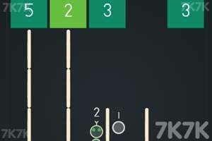 《数字方块贪吃蛇》游戏画面1