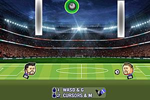《头部足球》游戏画面1