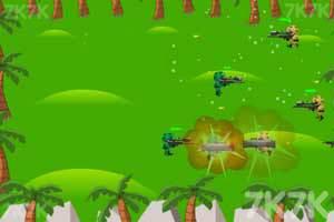 《丛林大战争》游戏画面2