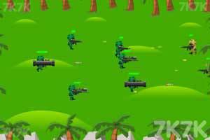 《丛林大战争》游戏画面3