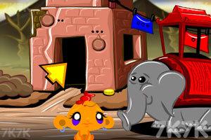 《逗小猴开心系列19》游戏画面1