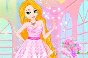 《金发公主婚礼风格》游戏画面1