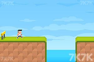 《跨栏挑战赛》游戏画面2