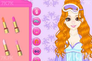 《居家女孩的梳妆台》游戏画面3