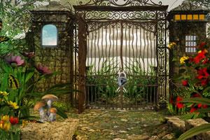 《逃出魔法花园》游戏画面1