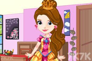 《索菲亚小公主的餐厅》游戏画面1