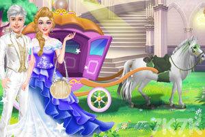 公主与男孩的约会