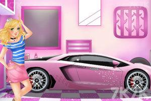 《梦幻汽车改造》游戏画面1