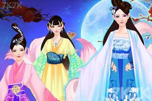 《古装公主》游戏画面1