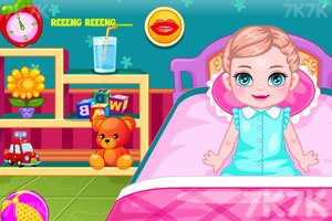 《小宝宝去上学》游戏画面2