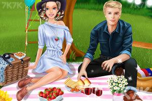《芭比与肯的野餐》截图2