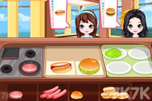 《经营汉堡快餐店》游戏画面1