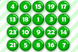 《数字排序》游戏画面1