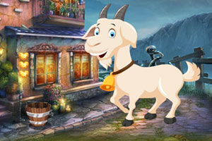 《救助饥饿的山羊》游戏画面1