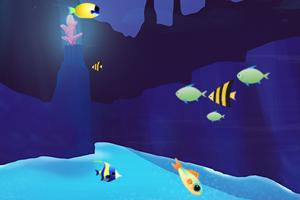 《大鱼吃小鱼H5版》游戏画面1