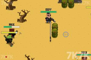 《荒地战士》游戏画面3