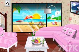 《时尚森迪的豪华别墅》游戏画面3