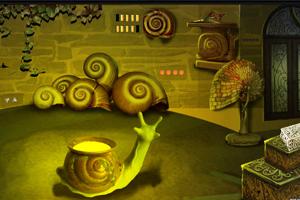 《逃出蜗牛屋》游戏画面1