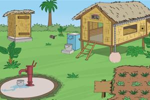 《逃离乡村》游戏画面1