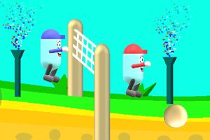 《沙滩排球大奖赛》游戏画面1