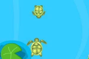 《乌龟赛跑》游戏画面1