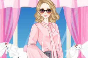 《粉色服饰》截图3