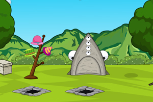 《营救钻石富翁》游戏画面1