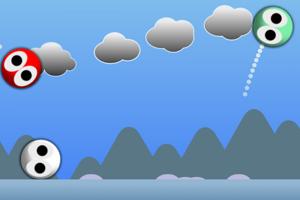 《小球过河》游戏画面1