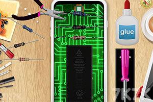 《苹果手机修理店》游戏画面1