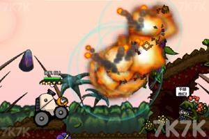《围城之战4外星救援中文无敌版》游戏画面3