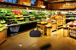 逃离丰富超市