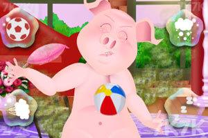《猪猪的一天》游戏画面2