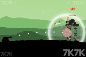 《坦克间大战》游戏画面1