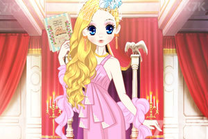 《森迪公主的十一婚礼》游戏画面1