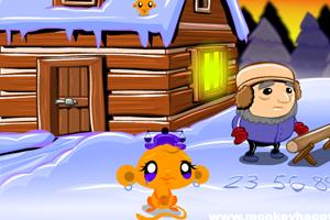 《逗小猴开心系列41》游戏画面1
