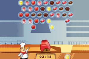 《快乐的厨师泡沫》游戏画面1