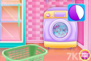 《浴室的清洁》游戏画面5