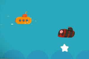 《音乐潜艇》游戏画面1