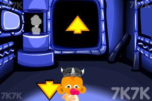 《逗小猴开心之迷宫》游戏画面1