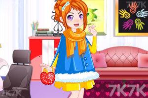 《娜娜的秋季新装》游戏画面1