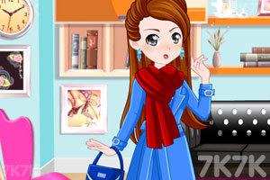 《娜娜的秋季新装》游戏画面3