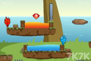 《冰火人孤岛求生》游戏画面5