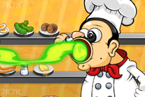 《疯狂的主厨》游戏画面1