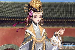 《古风少女的华丽装扮2》游戏画面3