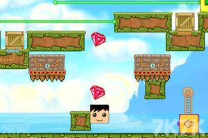 《爱钻石的盒子先生》游戏画面2