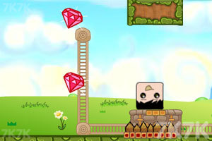 《爱钻石的盒子先生》游戏画面3