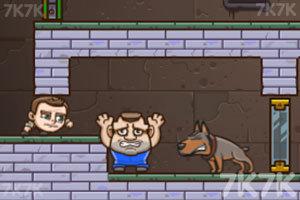 《盗金父子3》游戏画面1