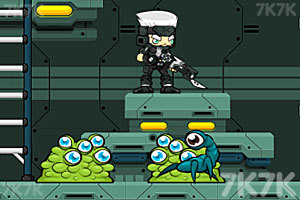 《外星人狩猎者2》游戏画面3