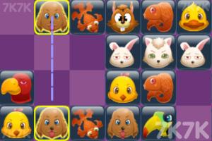 《宠物连连看挑战》游戏画面2